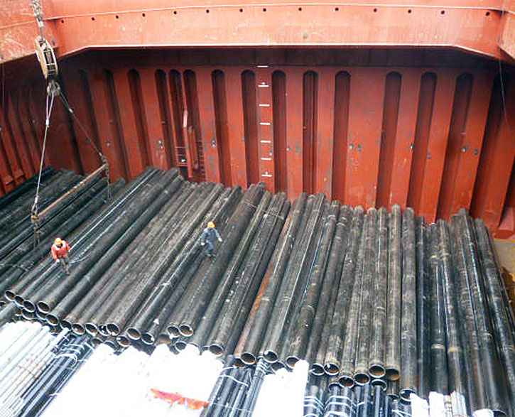 gb t3091 q235  s355 welded steel pipes are ideal for