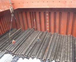 ERW Steel Pipes for Sale