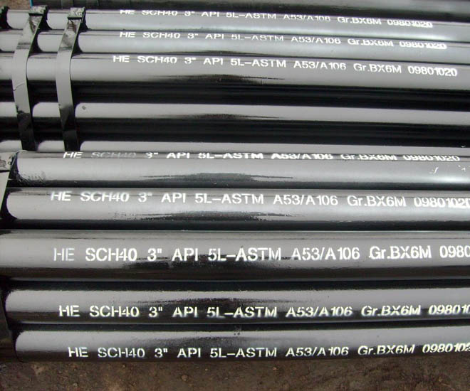 API 5L SSAW Pipe for Liquid Transportation
