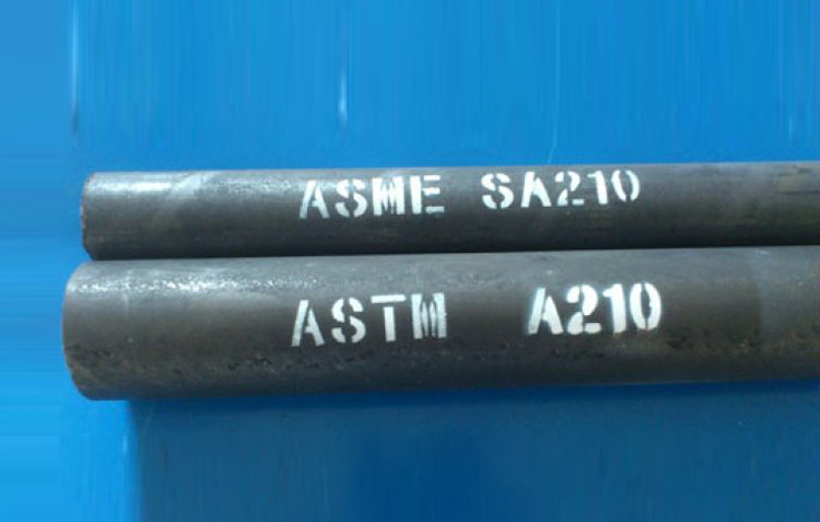 ASTM A210 Medium Carbon Steel Boiler