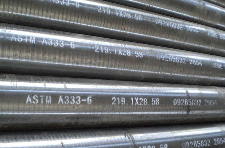 ASTM A333 Steel Pipe for Sale