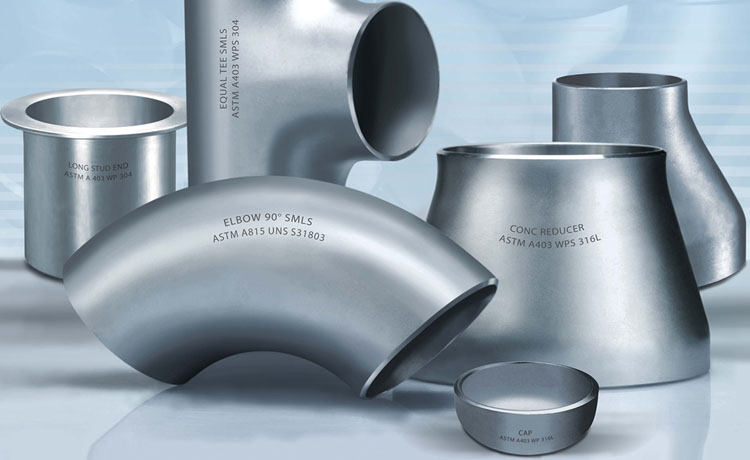 ASTM A403 Stainless Pipe Fitting