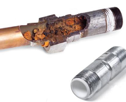 Corrosion Prevention for PIpes and Tubes