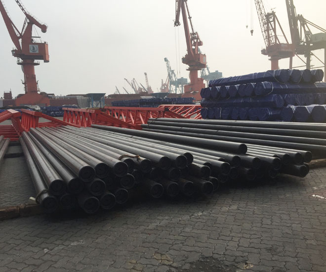 Export Line Pipe API 5L X52