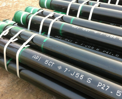 API-5CT Steel Pipe Suppliers