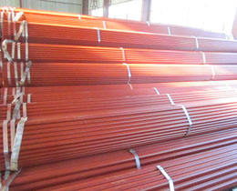 Painted Steel Tubes Services