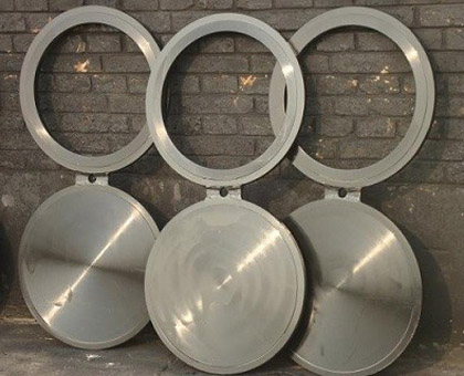 Stainless Spectacle Flanges