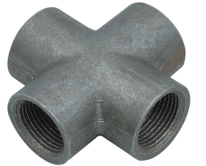 Steel Equal Tee for Export